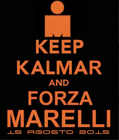Marco Marelli Ironman