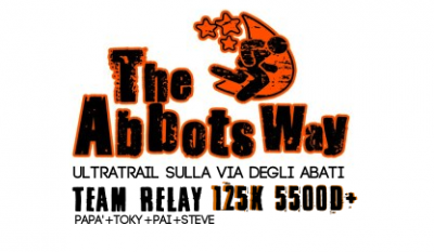 The Abbots Way 2016_a staffetta