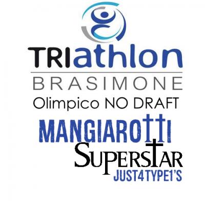 Triathlon Olimpico BRASIMONE