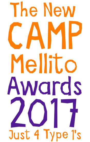 Camp Mellito 2017 Awards …