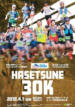 HASETSUNE 30 K JAPAN