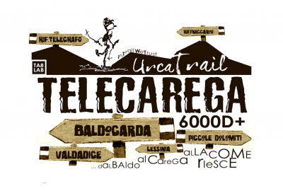 """TeleCarega """"Urca"""" Trail"""